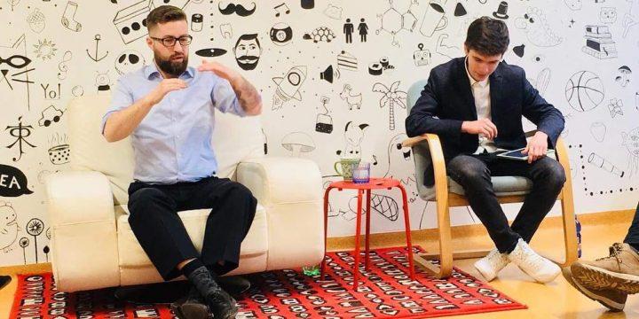 Jakub Andacký: Aj keď niektoré veci na prvý pohľad zmeniť nejdú, vždy sa dá o nich diskutovať a aspoň sa o zmenu k lepšiemu pokúsiť..