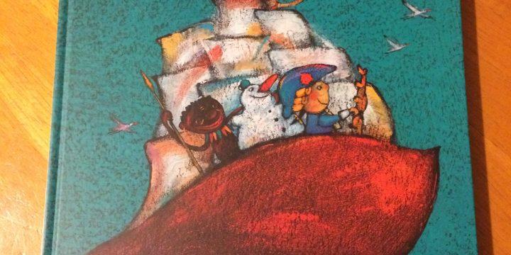DRAŽBA Č.12 Podivuhodné príbehy siedmich morí a Šibalstvá králička Dávida (Na počesť mojich narodenín dva v jednom)