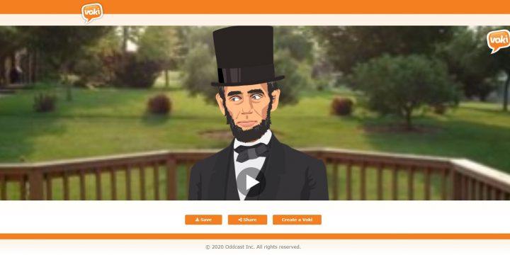 Voki.com (vytvor avatara, ktorý bude tvojim žiakom hovoriť zadania miesto teba ;o)