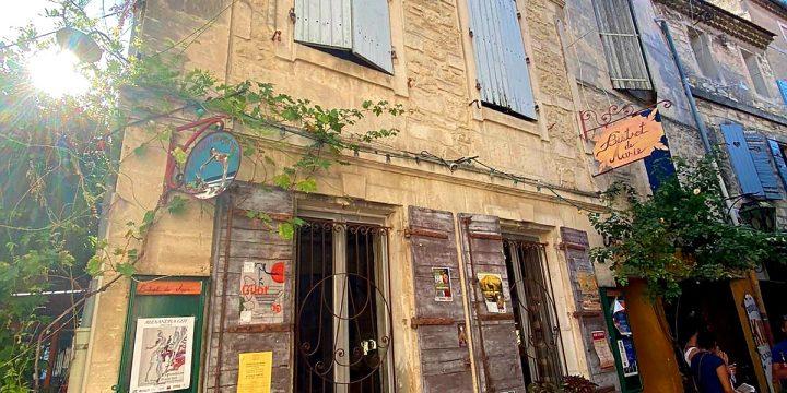Dobrý deň Saint-Remy de Provence!
